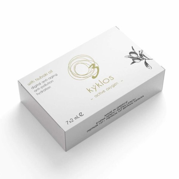 digital anti-aging anti-pollution ampoules